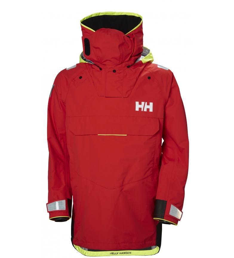 Comprar Helly Hansen Top Aegir Ocean Dry red Helly Tech / Polartec