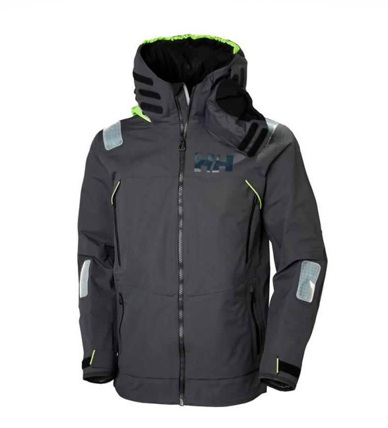 Comprar Helly Hansen Aegir Race casaco cinzento