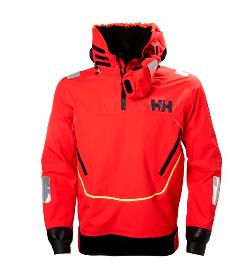 Comprar Helly Hansen Aegir Race Smock Jacket red /Helly Tech® / Polartec® / DWR / YKK® /