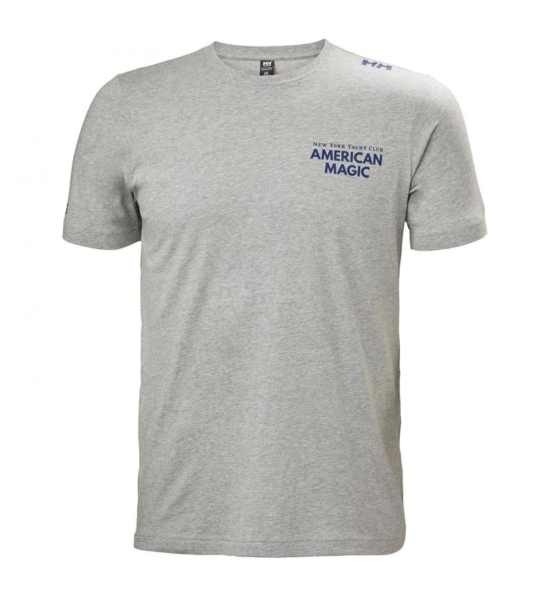 Comprar Helly Hansen Camiseta Am Cotton gris