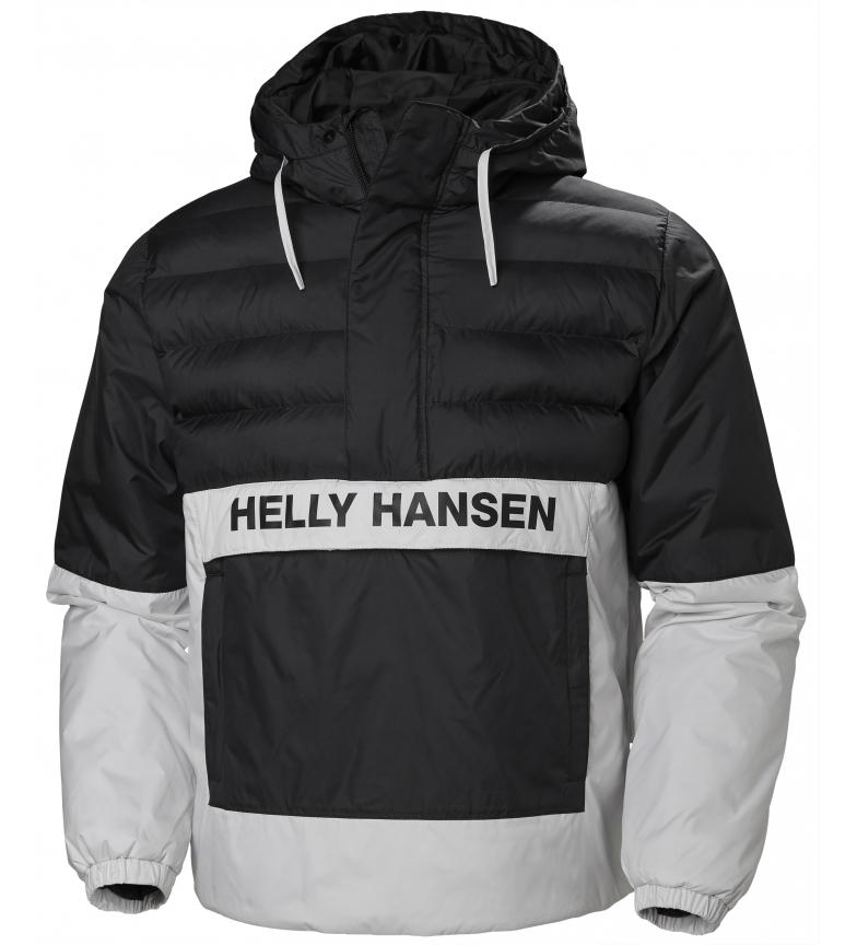 Comprar Helly Hansen Anorak PC trapuntato nero / PrimaLoft