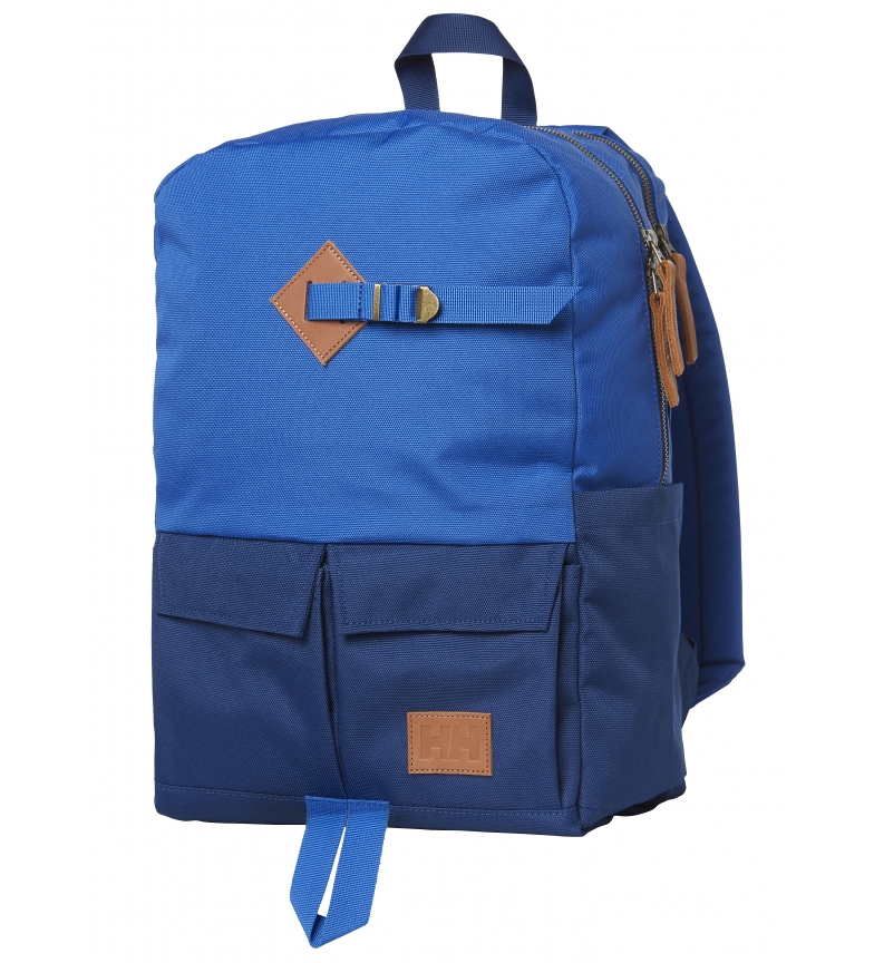 Comprar Helly Hansen Bergen backpack blue / 0.63Kg /25L / 41x28.5x17cm
