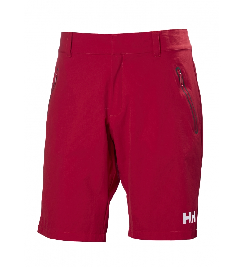 Hansen RojoFps Helly 40 Qd Crewline bermudas yONwm8v0n