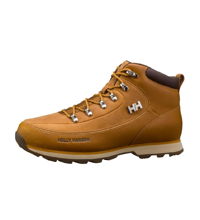 Comprar Helly Hansen Botas de piel The Forester camel