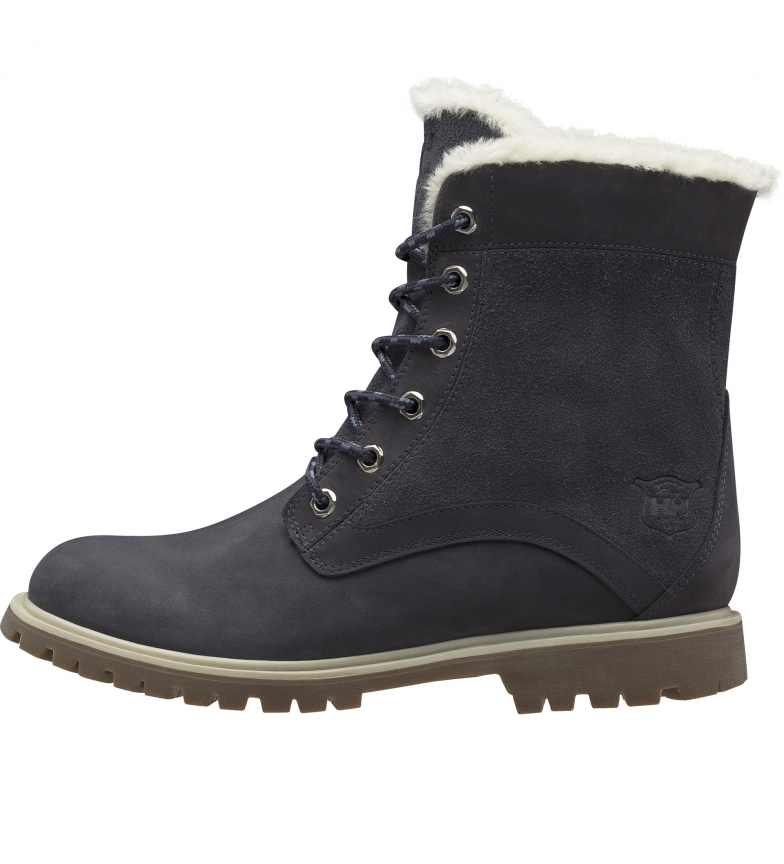 Comprar Helly Hansen Leather boots W Marion blue grey