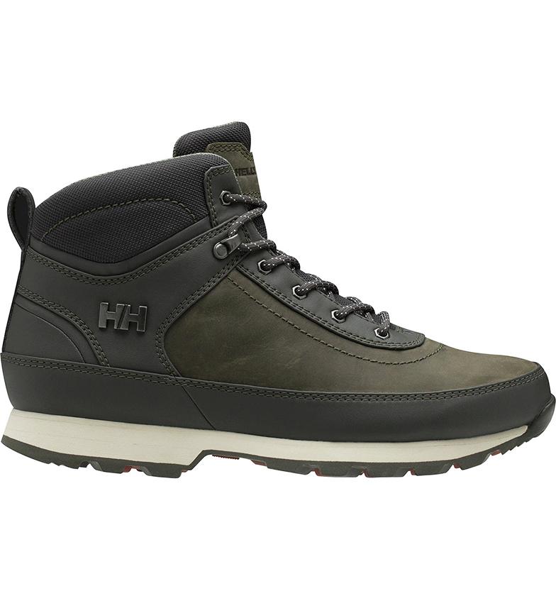 Comprar Helly Hansen Stivali in pelle di cachi di Calgary, nero
