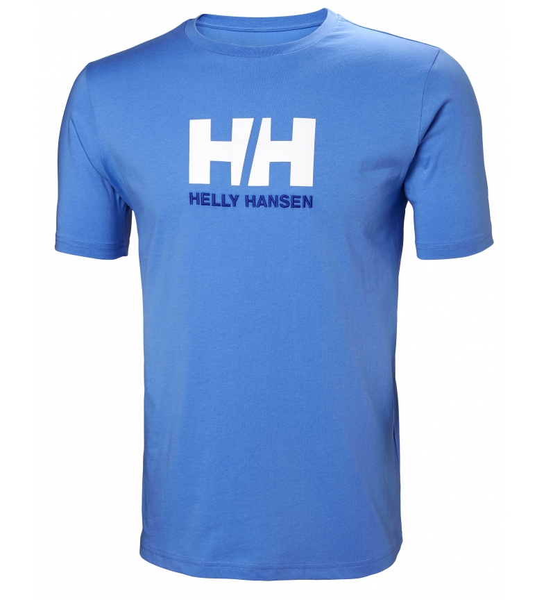 Helly Hansenb camiseta Hh LogobAzul camiseta Hansenb Helly dCWxeoQrB
