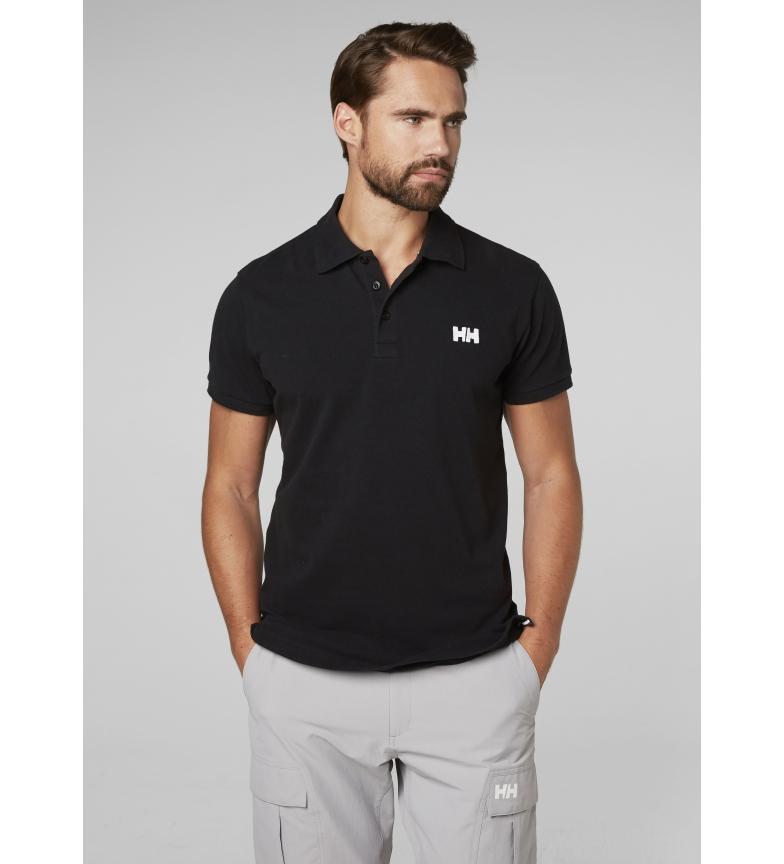 Comprar Helly Hansen Camisa polo Black Transat