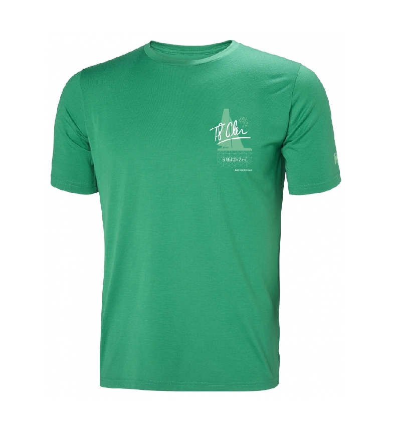 Comprar Helly Hansen Camiseta HP Racing verde