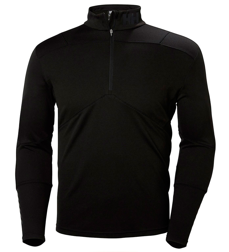 Comprar Helly Hansen T-shirt HH Lifa Active 1/2 Zip black