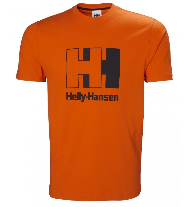 Comprar Helly Hansen T-shirt HH Logo orange