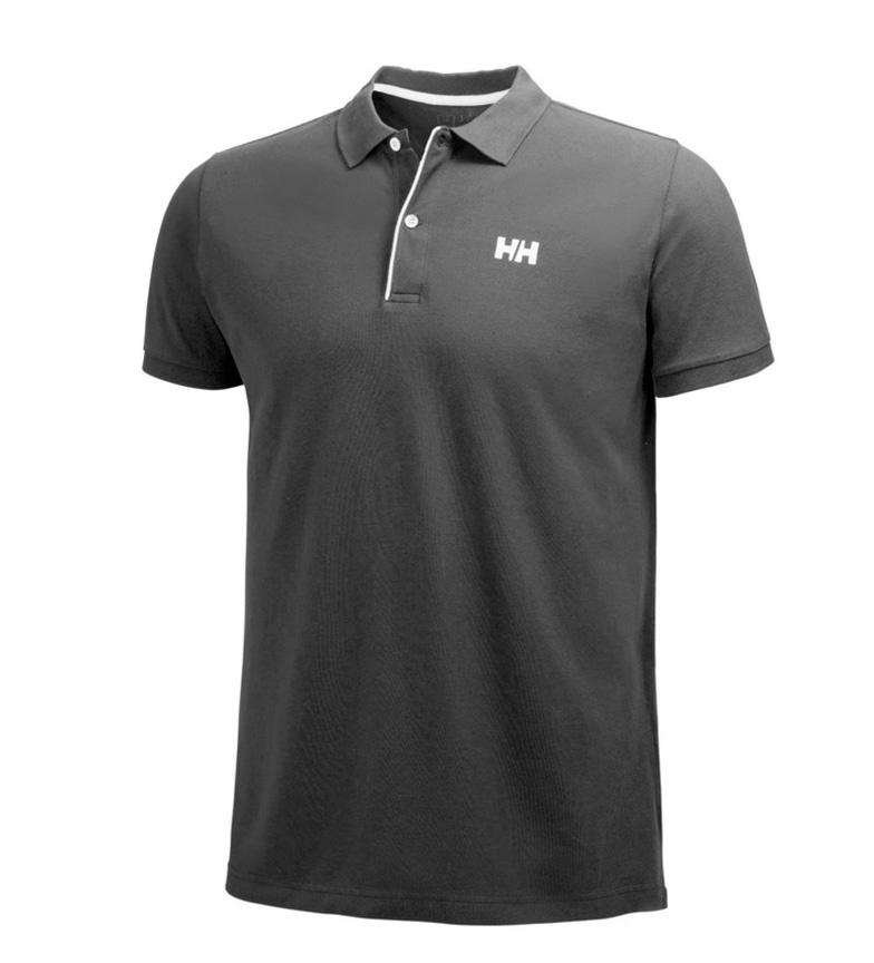 28d24f03df Helly Hansen - Polo Crew HH Classic gris Hombre chico Casual Outdoor ...