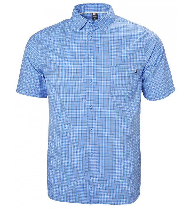 Comprar Helly Hansen Camisa Fjord QD SS azul