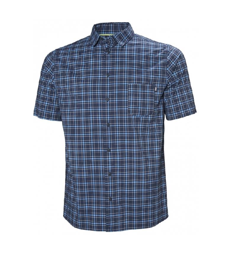 Comprar Helly Hansen Fjord QD SS Camisa Marinha