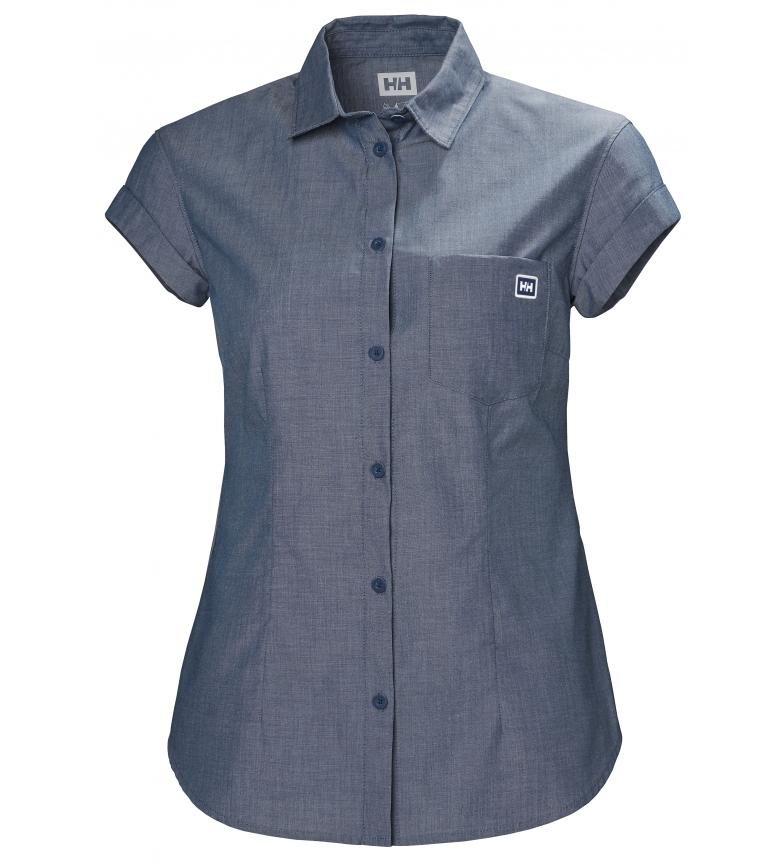Comprar Helly Hansen Camicia Huk SS blu
