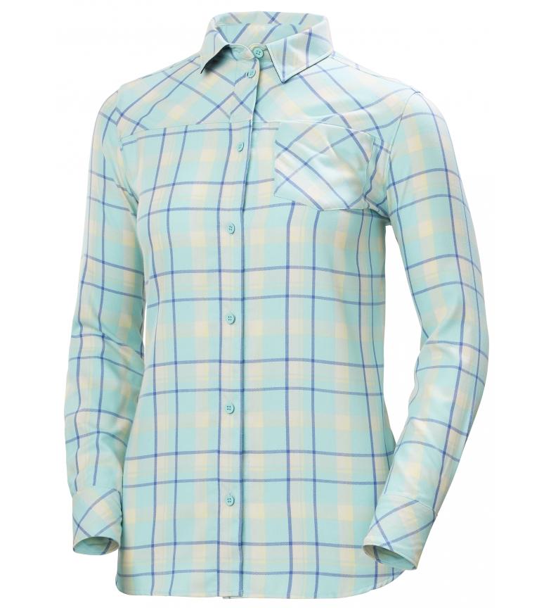 Comprar Helly Hansen Camisa W Lokka LS azul / Bluesign® /