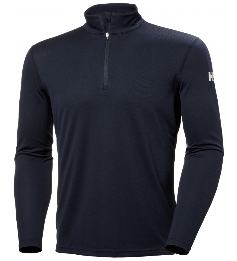 Comprar Helly Hansen T-shirt HH Tech 1/2 ZIP marina