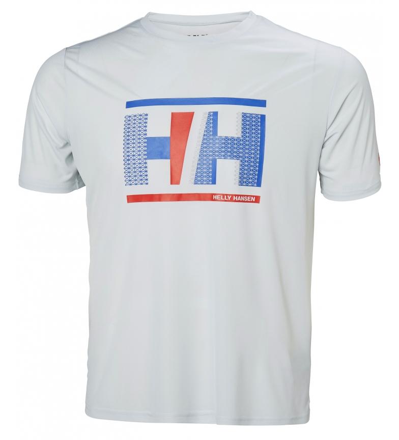 Hansen Gris Hp Helly camiseta Circumnavigation EWH2D9I
