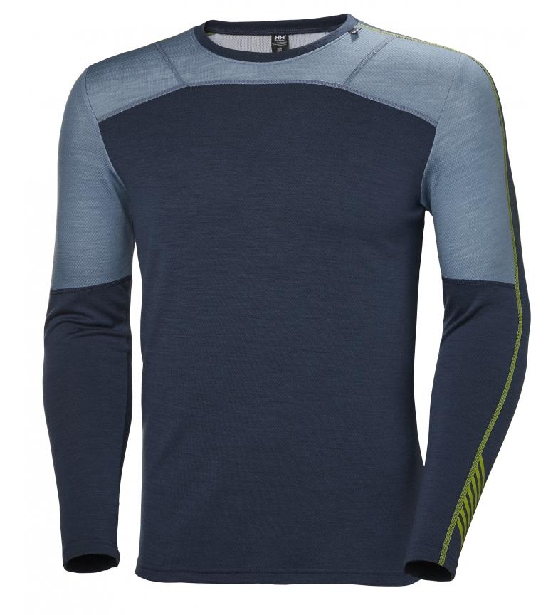 Comprar Helly Hansen T-shirt marina interna HH Lifa merino