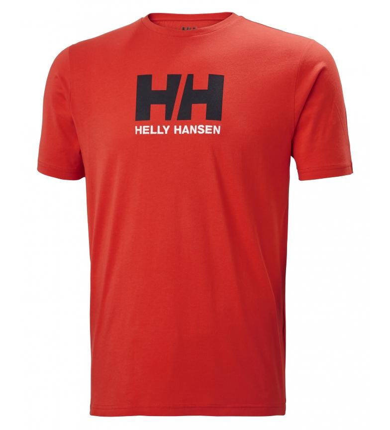 Comprar Helly Hansen T-shirt con logo HH rosso