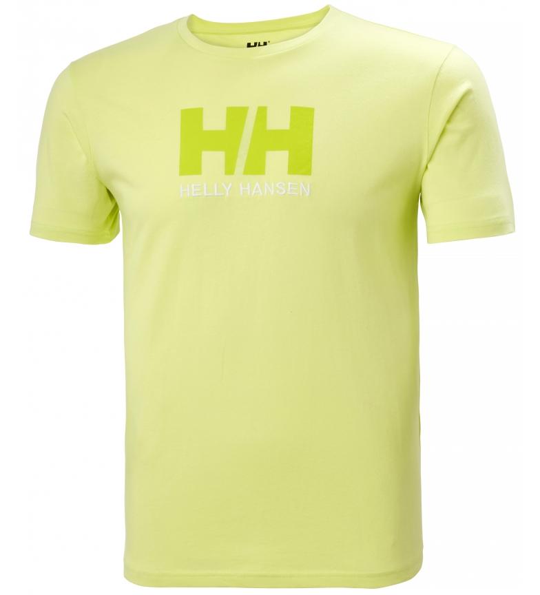 Comprar Helly Hansen T-shirt vert avec logo HH