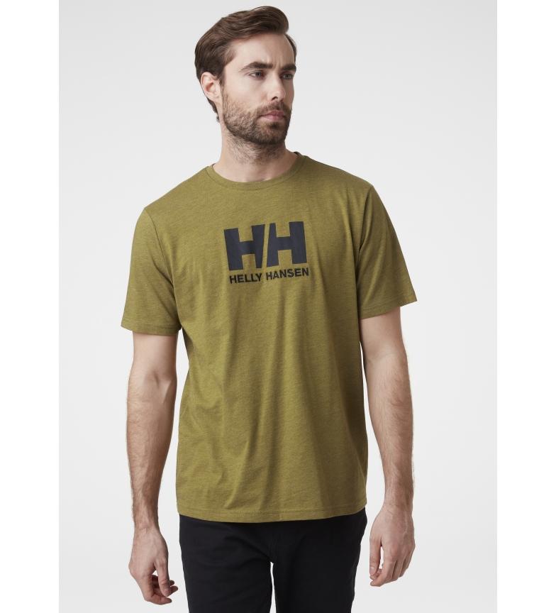 Comprar Helly Hansen Logo HH camiseta verde
