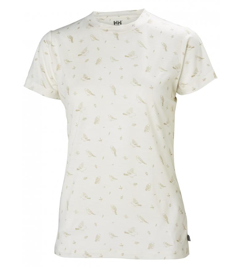 Comprar Helly Hansen Camiseta Merino Graphic blanco
