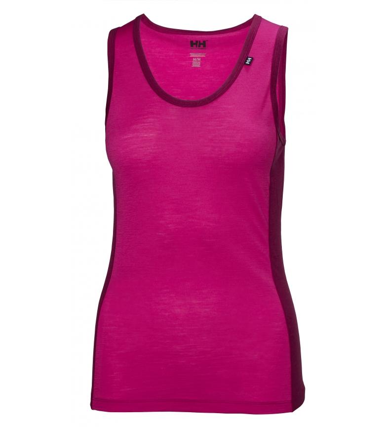 Comprar Helly Hansen Camiseta sin Mangas Merino Ligt  rosa