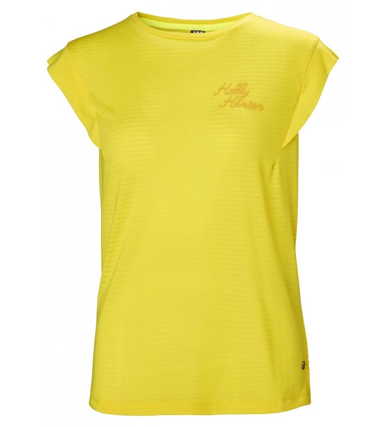 Comprar Helly Hansen Siren Spring T-shirt yellow
