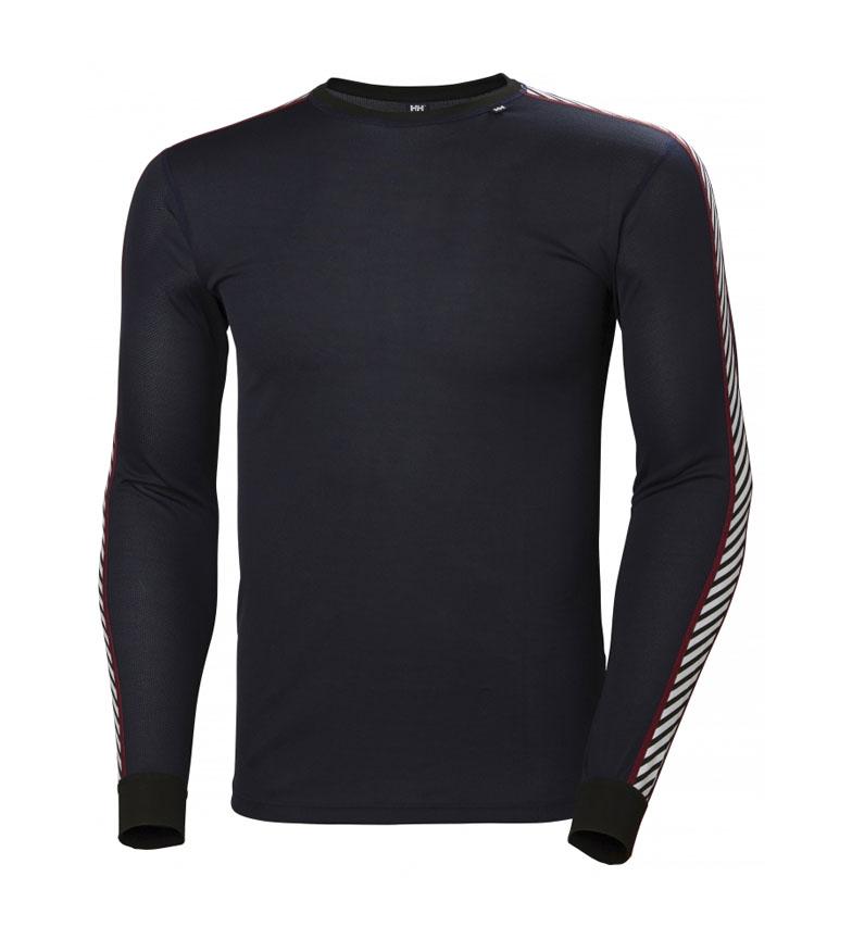 Comprar Helly Hansen Camiseta Técnica Lifa Stripe marino / Lifa Star Dry