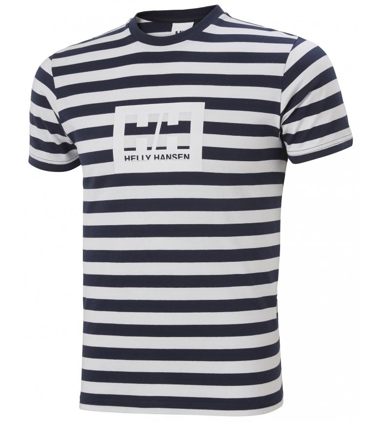Comprar Helly Hansen Tóquio t-shirt marinha, branca