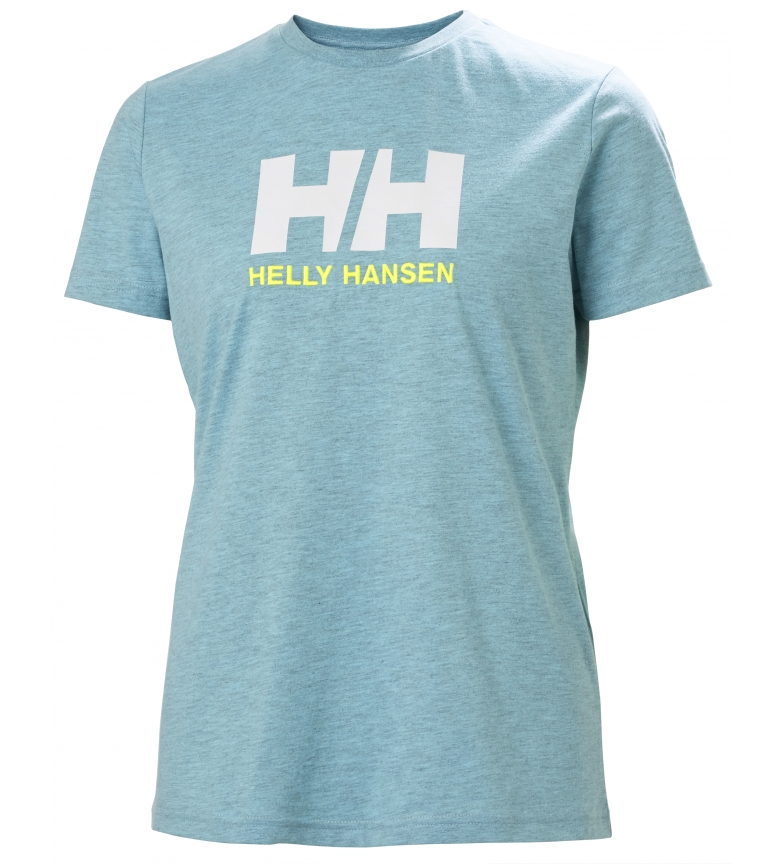 Comprar Helly Hansen T-shirt W HH Logo blue