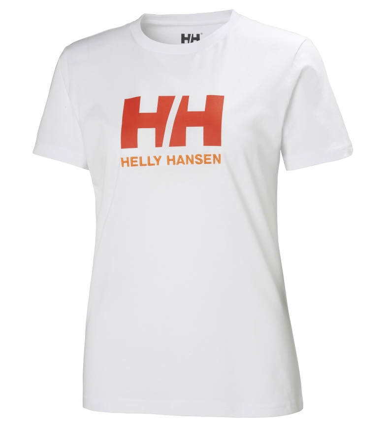 Comprar Helly Hansen T-shirt W HH Logo blanc, marine