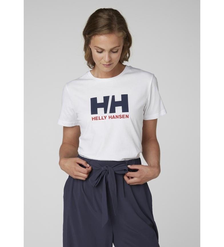Comprar Helly Hansen Camiseta W HH Logo blanco, marino
