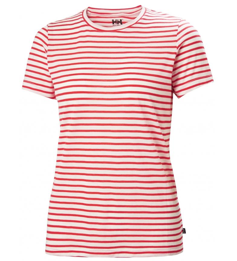 Comprar Helly Hansen T-shirt W HH Merino Graphic rossa