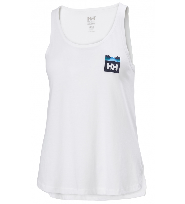 Comprar Helly Hansen T-shirt W Nord Graphic Singlet white