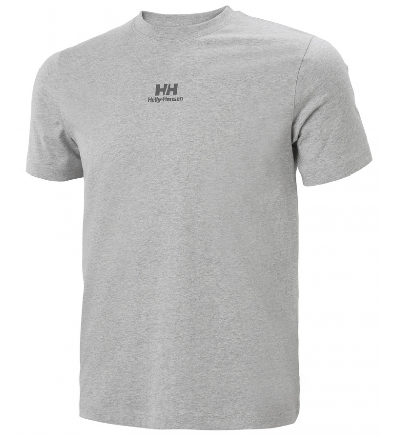 Comprar Helly Hansen Camiseta Yu20 Logo gris