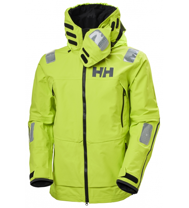 Comprar Helly Hansen Aegir Race Jacket Green / Helly Tech® / YKK® / Polartec® /
