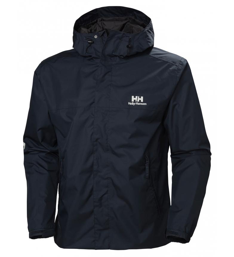 Comprar Helly Hansen Giacca impermeabile Yu ervik navy / Helly Tech