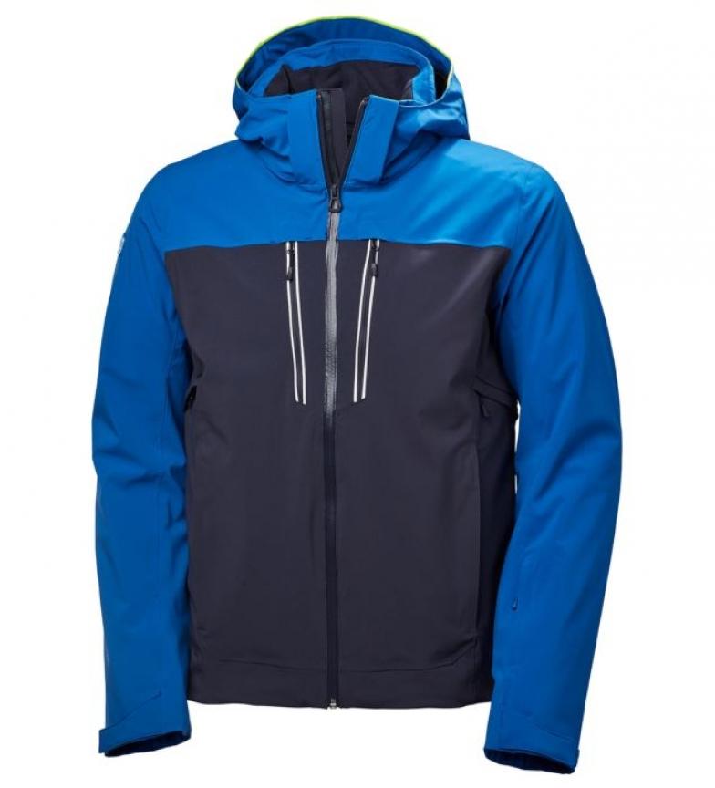 EsquSignal De AzulGris Helly Hansen chaqueta BxodCe