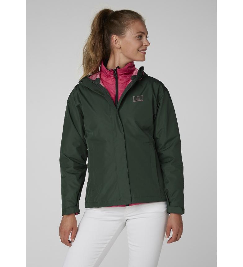 Helly W Seven chaqueta JbVerde Impermeable Hansenb R3q5Lj4A