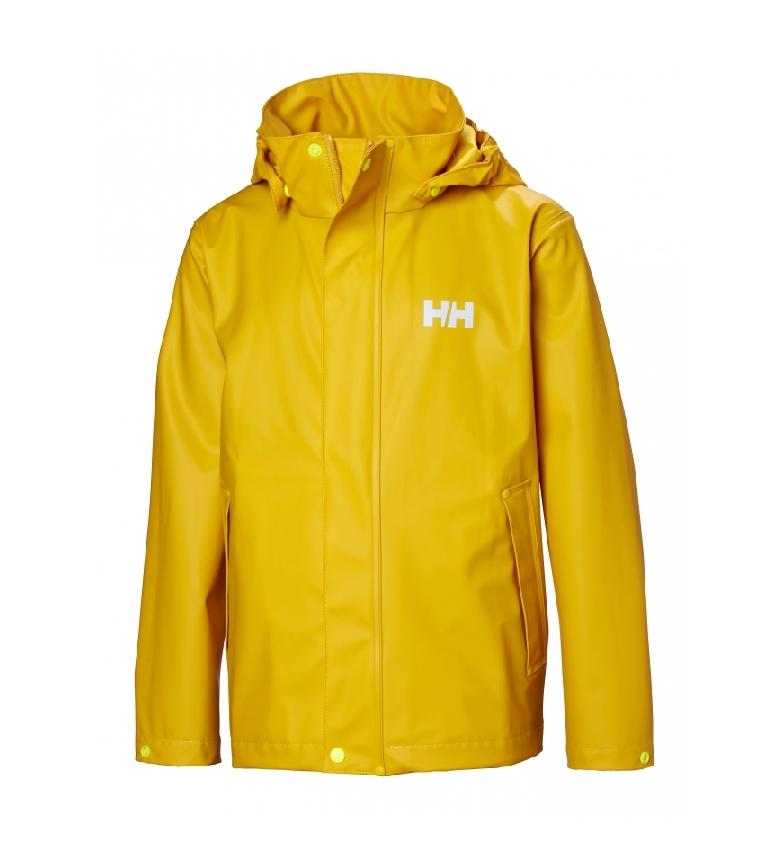 Comprar Helly Hansen Chaqueta imperneable JR Moss amarillo / Helox+ / YKK®  /