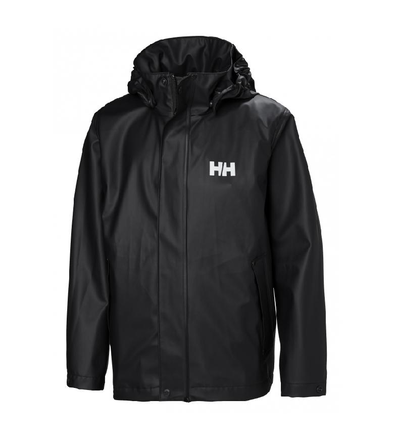 Comprar Helly Hansen Chaqueta imperneable JR Moss negro / Helox+ / YKK® /