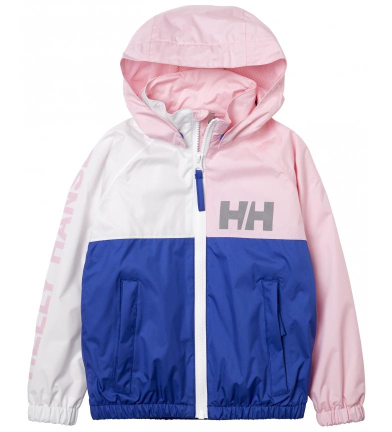 Comprar Helly Hansen Chaqueta K Active Rain Jacket azul