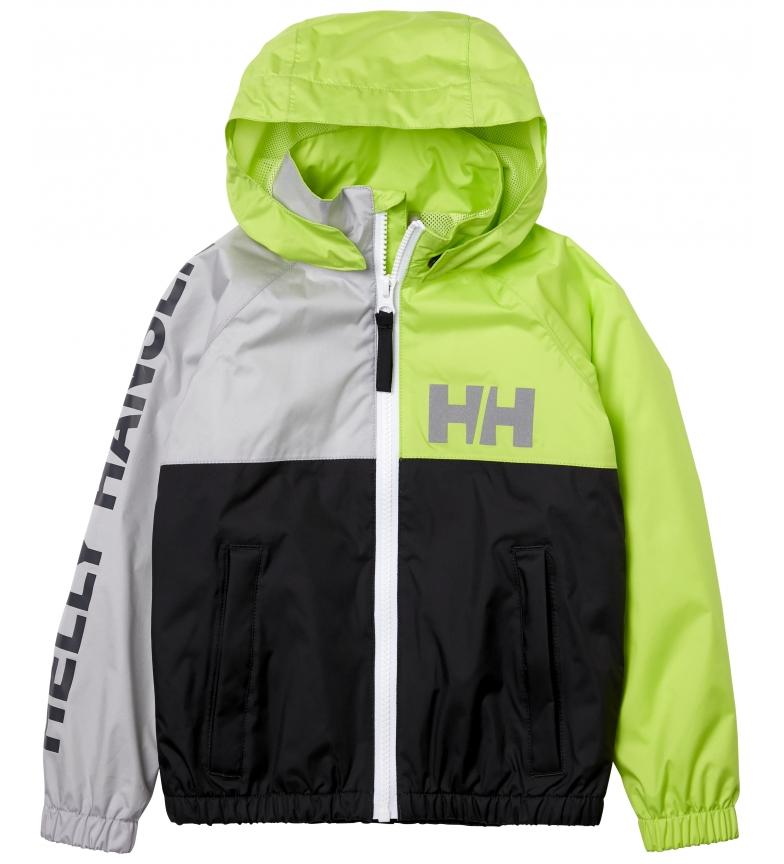 Comprar Helly Hansen K Active Rain Jacket grey