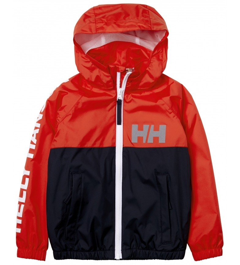 Comprar Helly Hansen Chaqueta K Active Rain Jacket marino