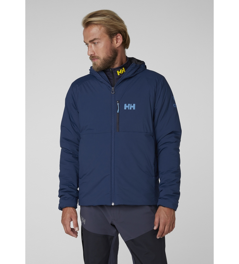 Helly Odin Hansenb Stretch chaqueta InsulatedbAzul A4j5LSR3cq