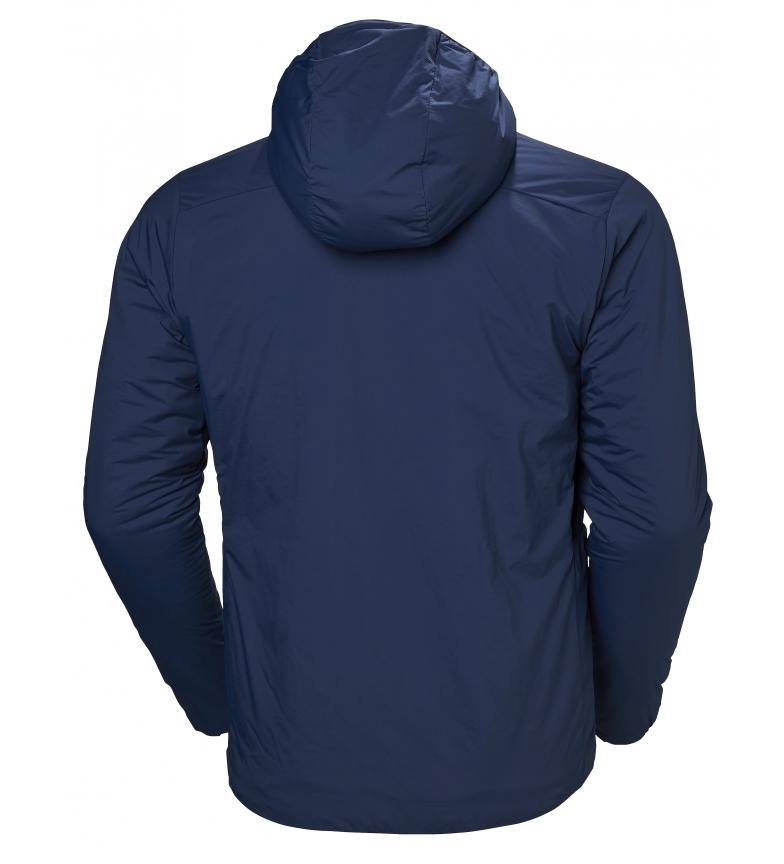 Helly InsulatedbAzul chaqueta Hansenb Odin Stretch jLqA435R
