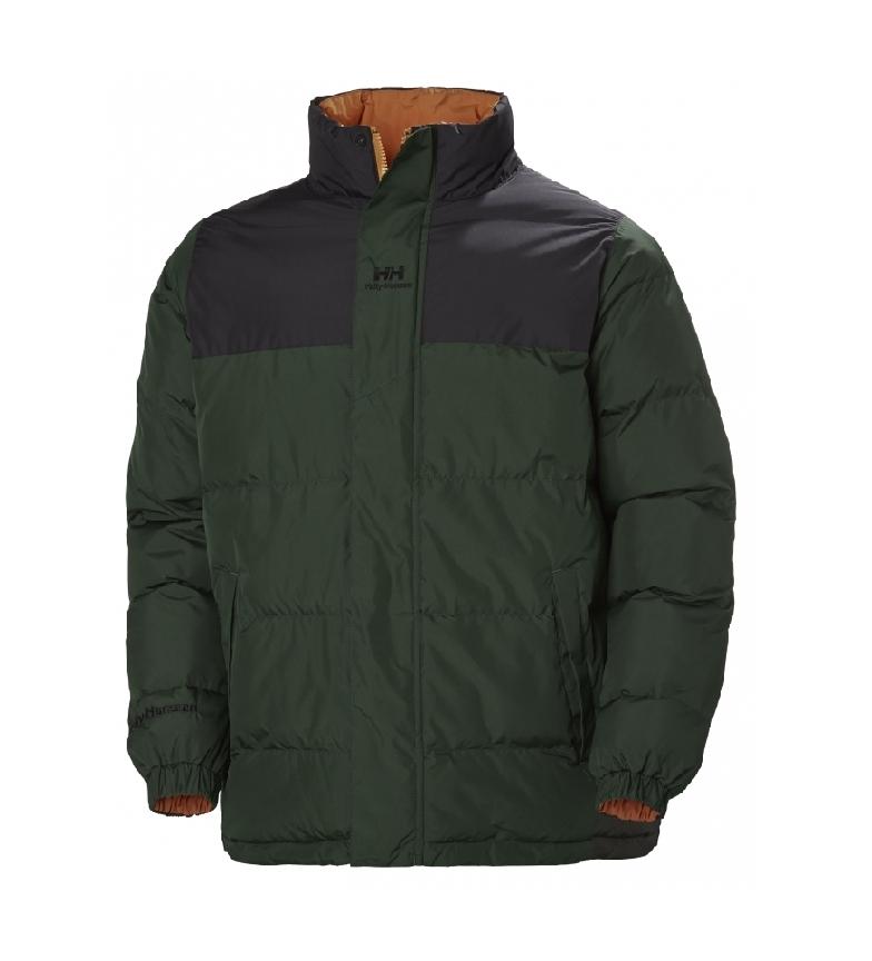 Comprar Helly Hansen Reversible jacket Yu Puffer green