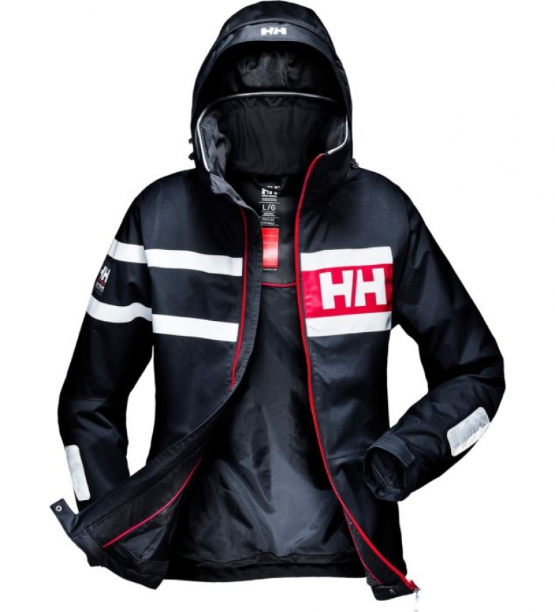 Hansenb PowerbMarinohelly TechProtection Helly chaqueta Salt 80wyNnOvm